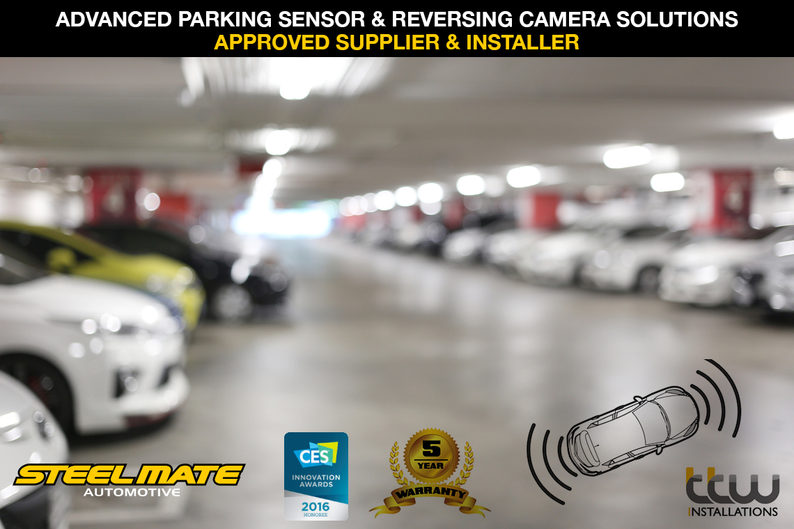 Vehicle Parking Sensors - Reversing Camera Solutions