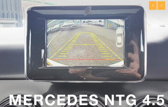 Mercedes NTG 4 5 Camera Integration Kit