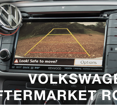 VW Integrated Reversing Camera System Archives - TTW Installations