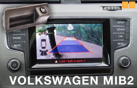 Volkswagen RGB MIB2 Camera Integration Kit