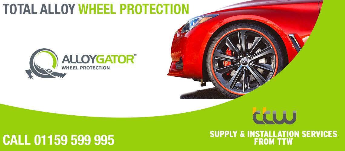 AlloyGators - TTW Installations - Approved Supplier & Installer UK