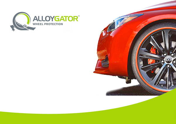 AlloyGator - Alloy Wheel Protection - Stop Kerb Damage