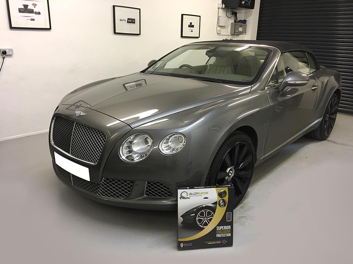 AlloyGators - Bentley GT - Exclusive Black - TTW Installations