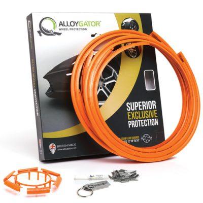 AlloyGator Orange Exclusive
