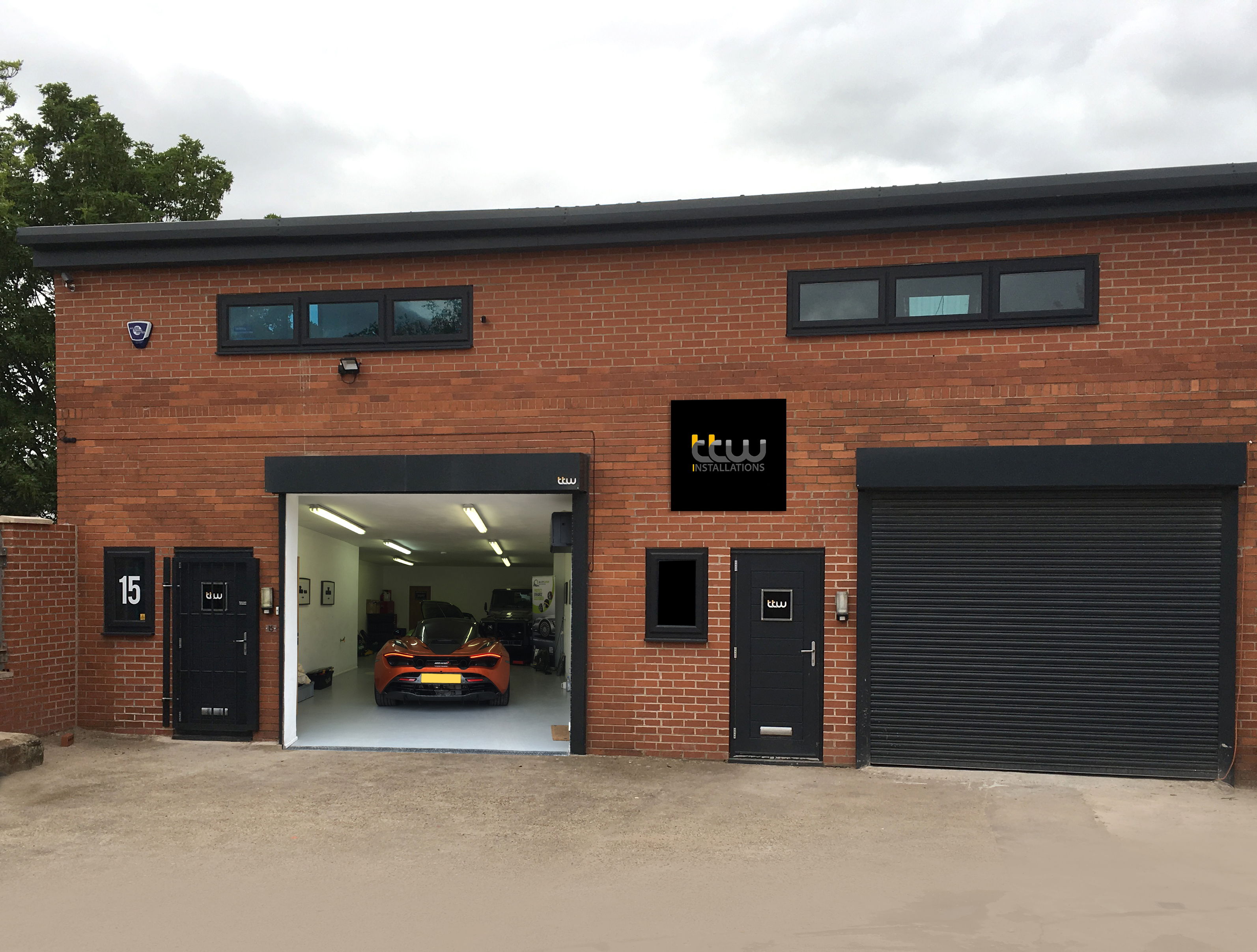 TTW Installations - UK's Leading Automotive Installations & Security Specialists