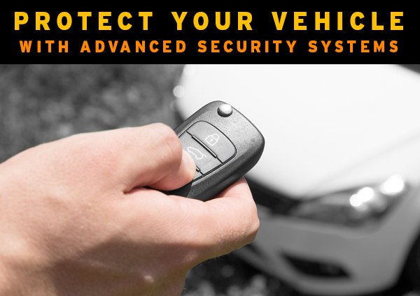 Vehicle Security - Alarm - Key Cloning - Autowatch Ghost - Van Locks - Van Security
