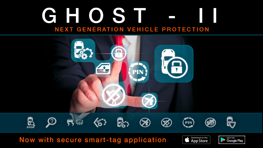 Autowatch Ghost 2 - Stop Keyless Entry Theft Nottingham