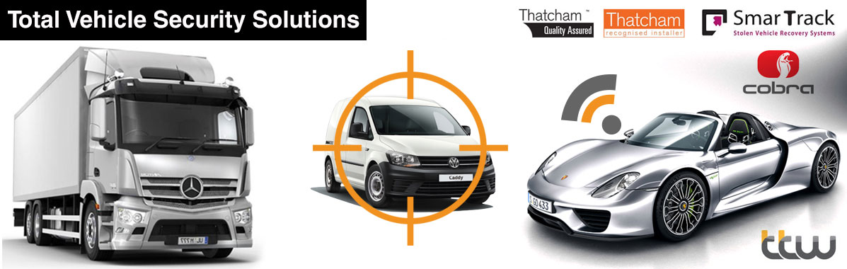 Vehicle Tracking banner