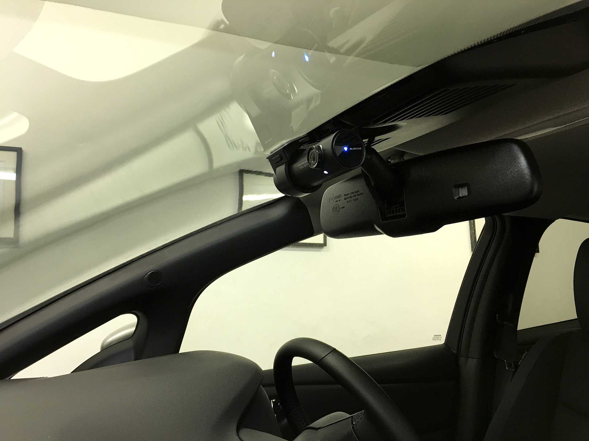 Dash camera Installations