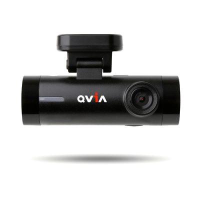 Qvia T790 - 1CH Dash Camera