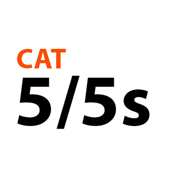 cat 5-5s tracking