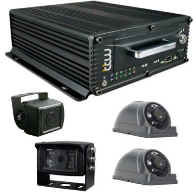 TTW pro DVR camera Kit
