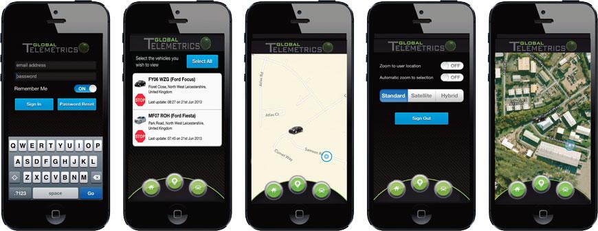 smartrack-tracking-app