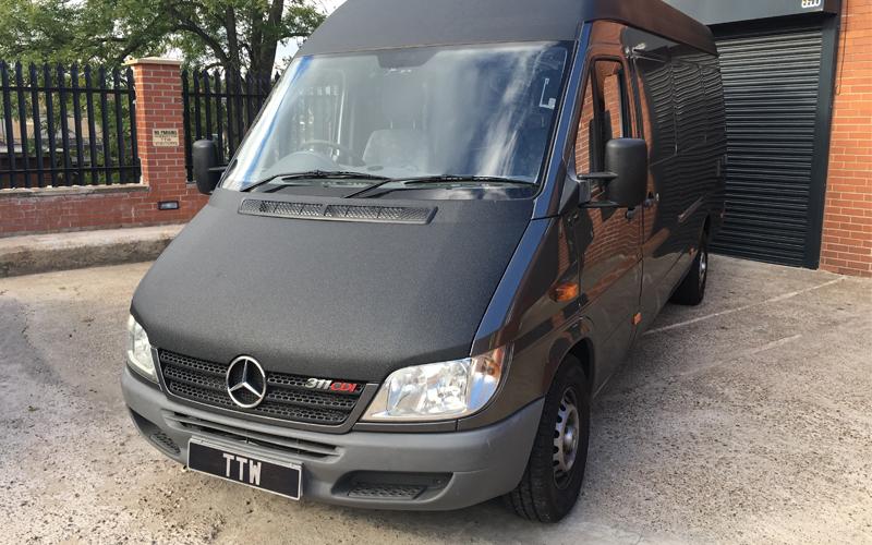 Van Installations Merc Sprinter Vans