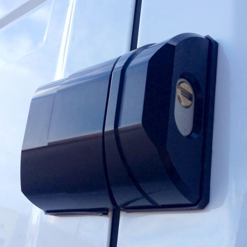 Dead Locks, Slam Locks - Van Security - TTW Installations