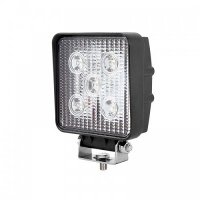 UTILITY RANGE: 15W Square Flood Lamp