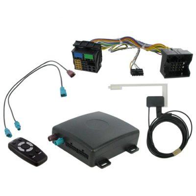 AutoDAB RF integrated Digital Radio adaptor
