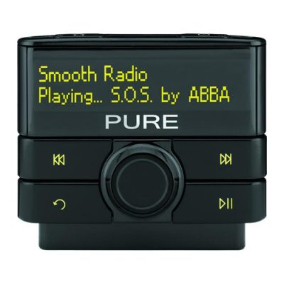 In-Car DAB Digital Radio and Audio Adapter with Full iPod/iPhone/iPad/USB Control