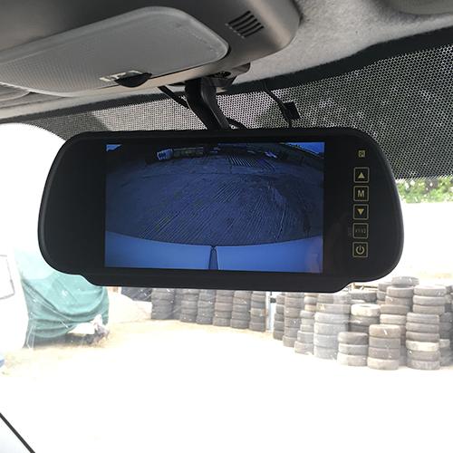 TTW mirror-monitor-installed