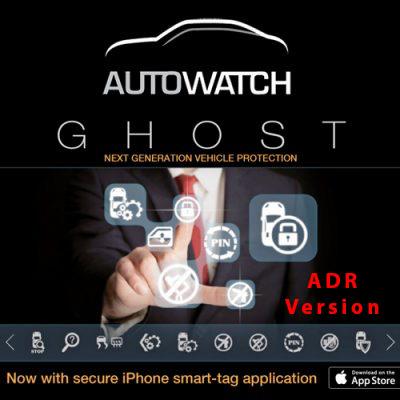 Autowatch Ghost 2 ADR Version - TTW Installations