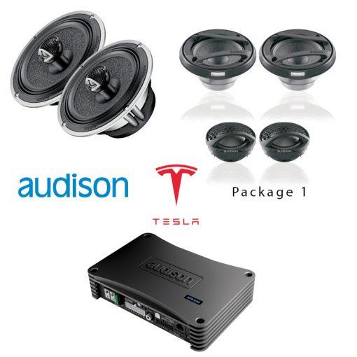 Tesla Audison Car Audio Upgrades option 1 from TTW Installations