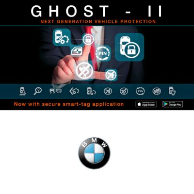 Autowatch Ghost 2 CANbus Immobiliser - BMW
