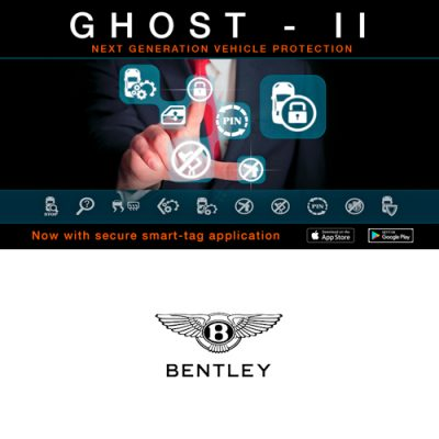 Autowatch Ghost 2 CANbus Immobiliser - Bentley