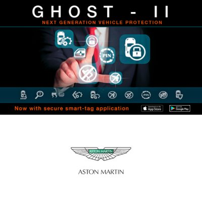 Autowatch Ghost - Aston Martin