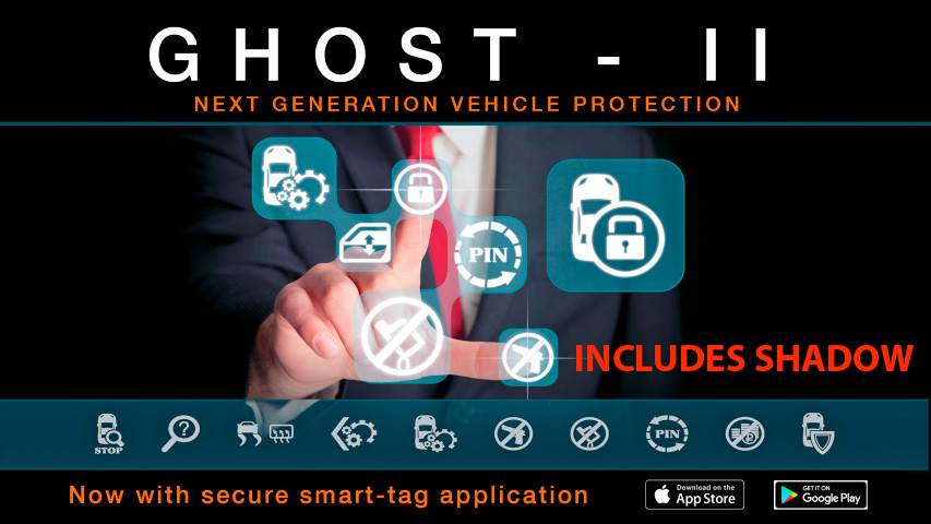 Autowatch Ghost 2 Pro - Stop Keyless Entry Theft Nottingham