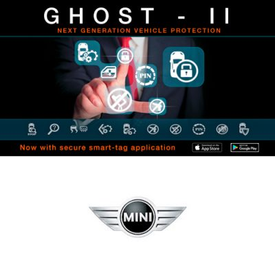 Autowatch Ghost 2 CANbus Immobiliser - BMW Mini
