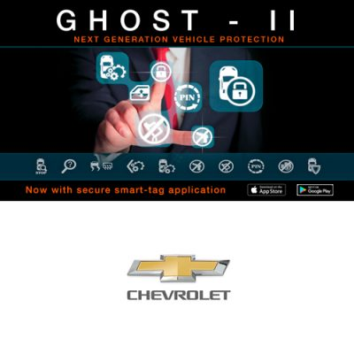 Autowatch Ghost 2 CANbus Immobiliser - Chevrolet