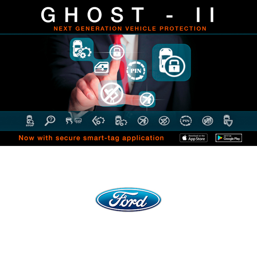 Autowatch Ghost 2 CANbus Immobiliser - Ford