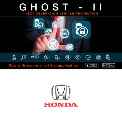 Autowatch Ghost 2 CANbus Immobiliser - Honda