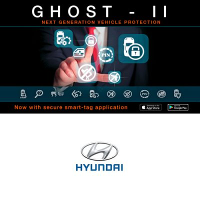 Autowatch Ghost 2 CANbus Immobiliser - Hyundai