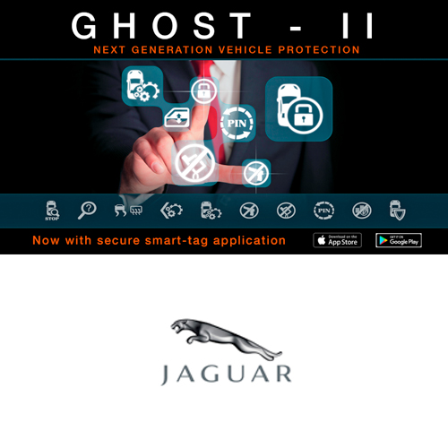 Autowatch Ghost 2 CANbus Immobiliser - Jaguar