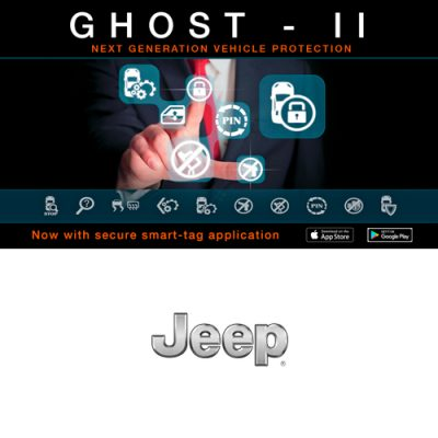 Autowatch Ghost 2 CANbus Immobiliser - Jeep