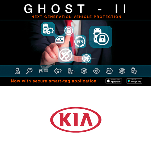 Autowatch Ghost 2 CANbus Immobiliser - Kia