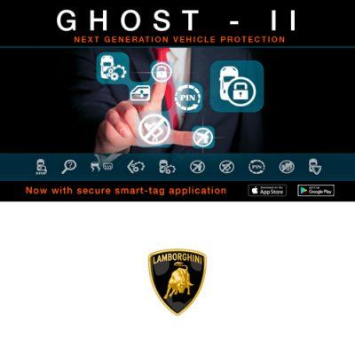 Autowatch Ghost 2 CANbus Immobiliser - Lamborghini