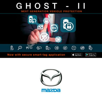 Autowatch Ghost 2 CANbus Immobiliser - Mazda