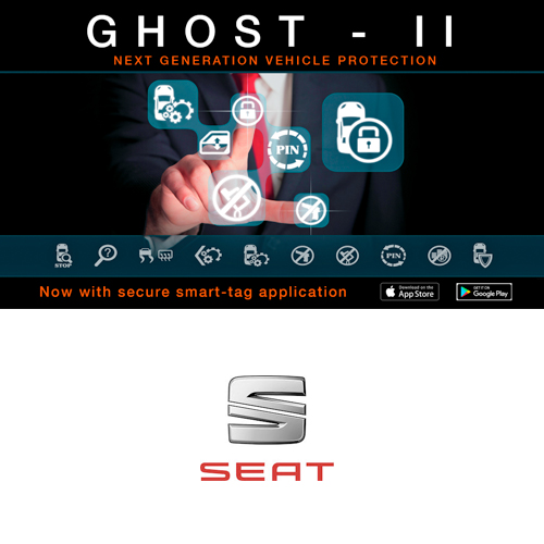 Autowatch Ghost 2 CANbus Immobiliser - Seat