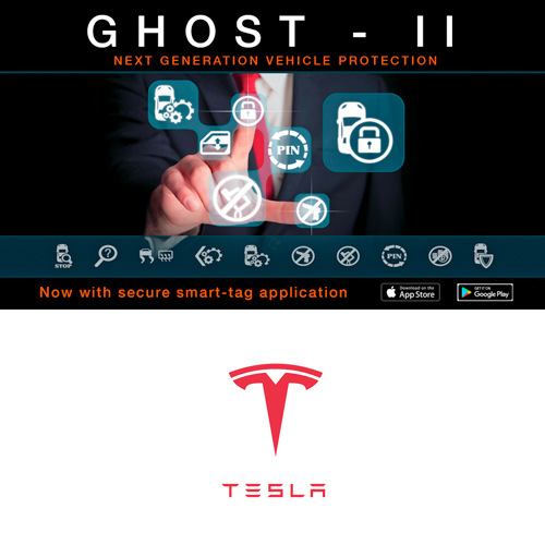 Autowatch Ghost 2 CANbus Immobiliser - Tesla