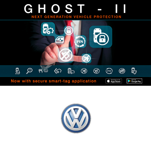 Autowatch Ghost 2 CANbus Immobiliser - Volkswagen