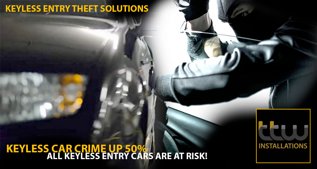 Leaders In Keyless Entry Car Theft - Autowatch Ghost 2 - Installations - TTW Installations UK