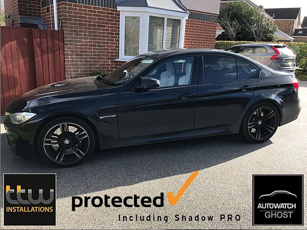 BMW M3 - Autowatch Ghost 2 - Nottingham - Keyles Theft Protection