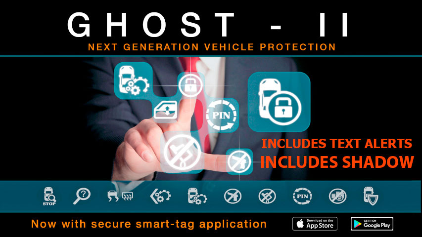 Autowatch ghost 2 pro plus Package