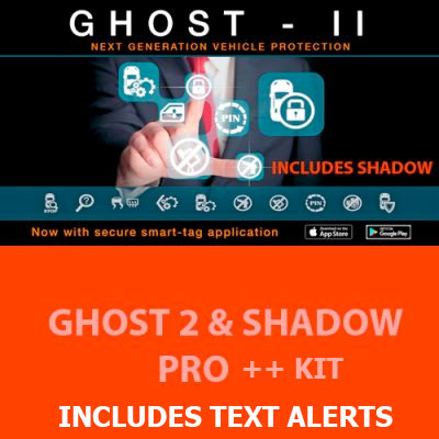 Autowatch Ghost 2 pro++ package