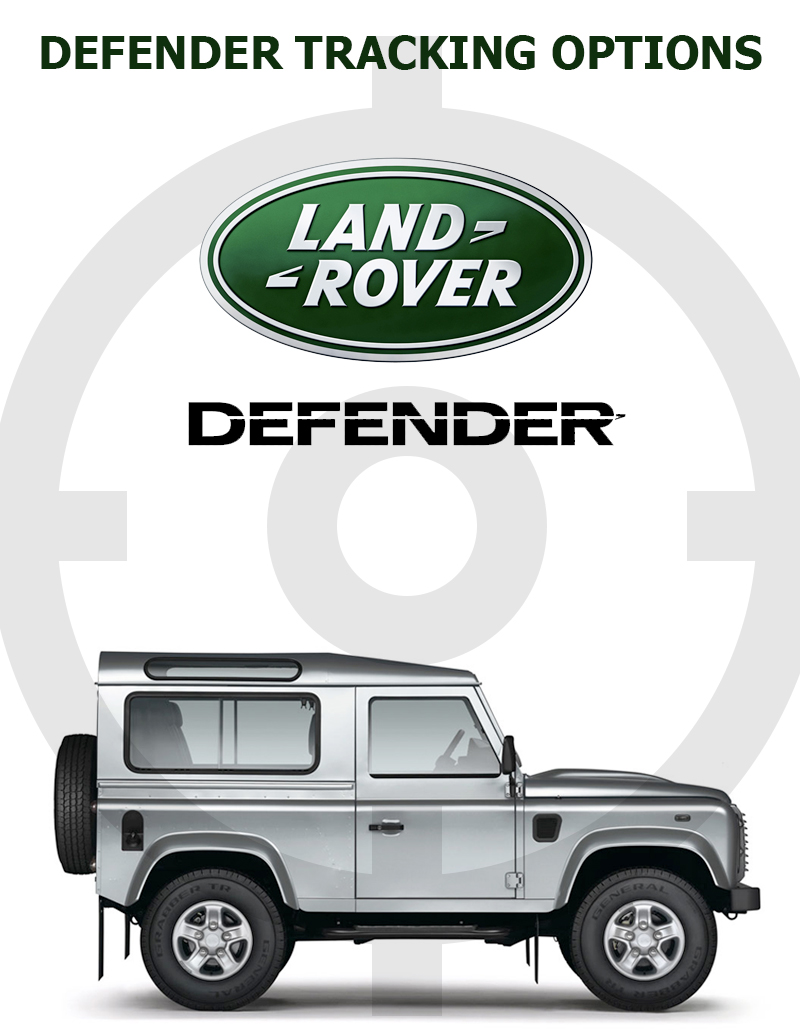 Land Rover Defender Tracker Specialists - TTW Installations