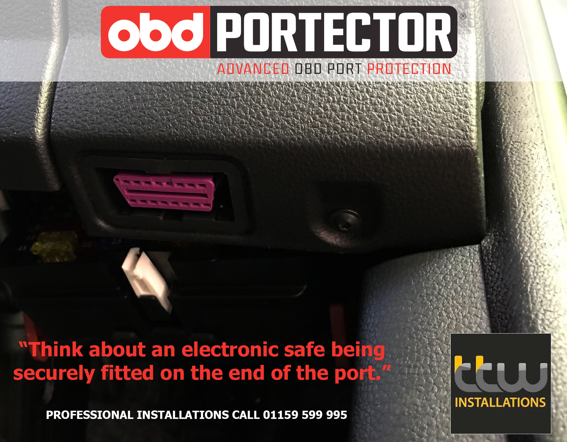 obd Portector supply & Installations - TTW Installations