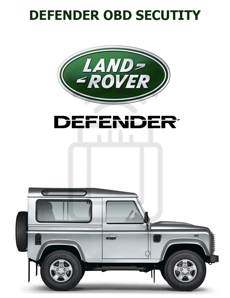 Land Rover Defender OBD Security - TTW Installations