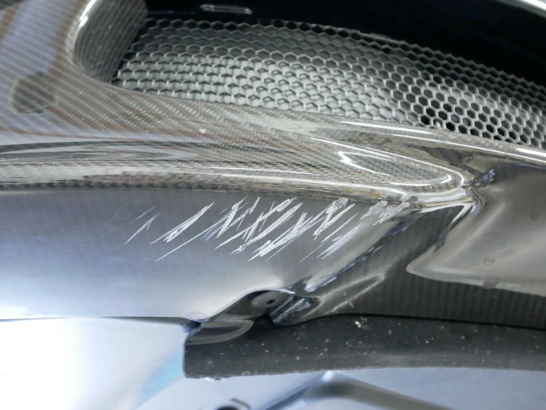 Scrape Armor - Stop Front Bumper Damage - Stop Scrape Damage - TTW Installations